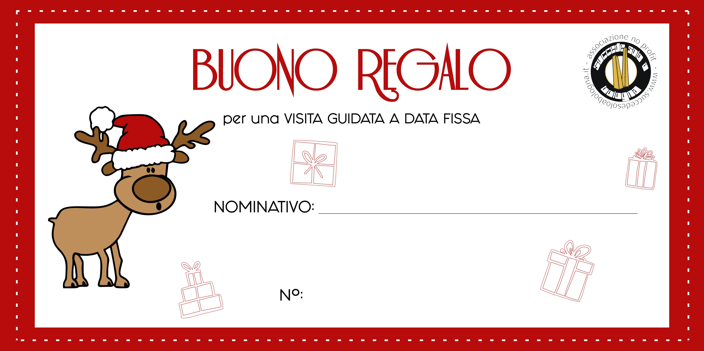 Succede solo a Bologna APS | Buono regalo per una visita guidata